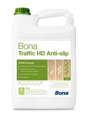 Bona Traffic HD Anti-slip